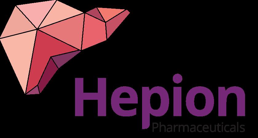 Hepion Pharmaceuticals logo
