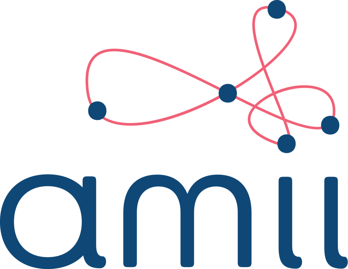 Amii colour logo