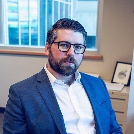 Andrew MacIsaac CEO